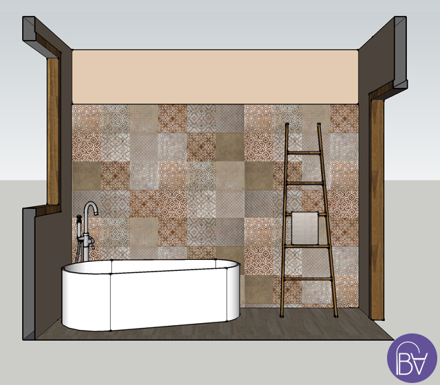 Arredo bagno shabby ispirazione design casa - Bagno shabby chic moderno ...