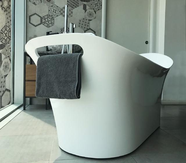 Piccola vasca da bagno gonfiabile vasca doppio gonfiabile - Vasca da bagno piccola ...