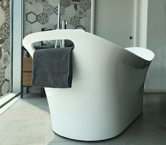 Piccola vasca da bagno gonfiabile vasca doppio gonfiabile di plastica spessa pieghevole vasca - Misure vasca da bagno piccola ...