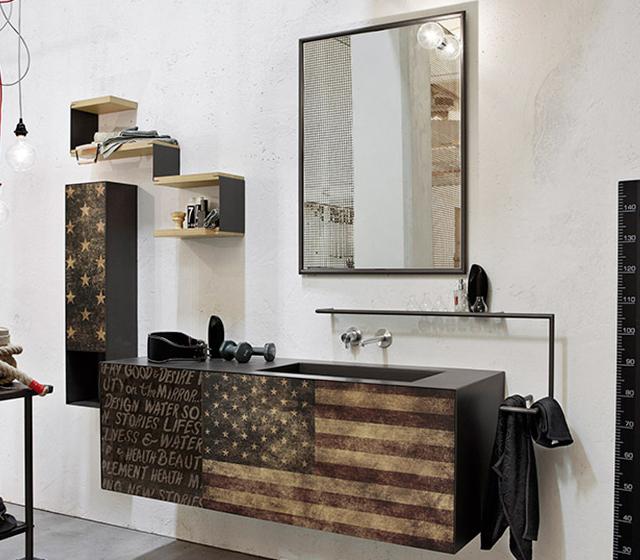 Industrialvetro Bagno ~ home design, ispirazione interni e mobili