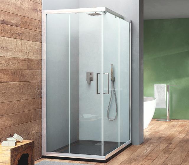 box doccia hera 120x70 cm. Black Bedroom Furniture Sets. Home Design Ideas