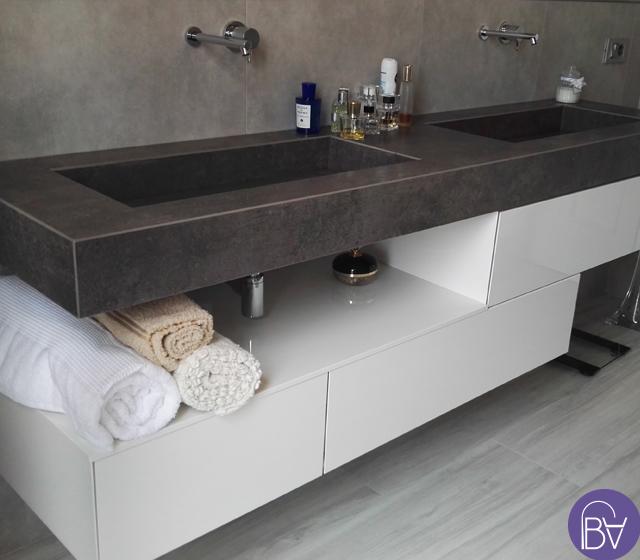 Doppio lavabo - Arredo bagno doppio lavabo ...