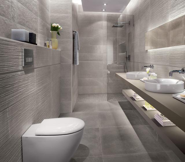 Bagni d autore arredo bagno progettazione e ristrutturazione - Piastrelle in pietra per bagno ...