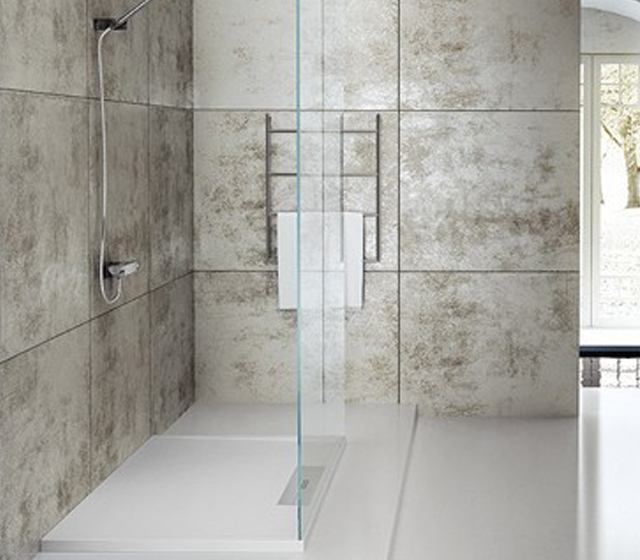 Rivestimento Doccia Pietra ~ Idee creative del moderno design casa