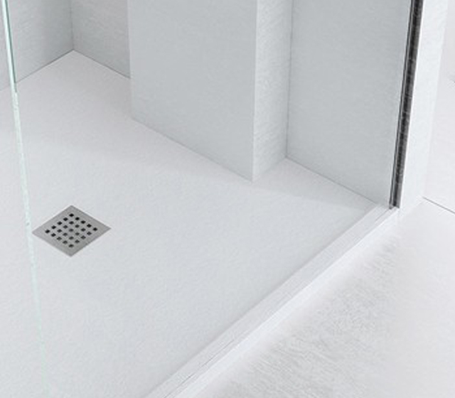 piatto doccia bordato su misura