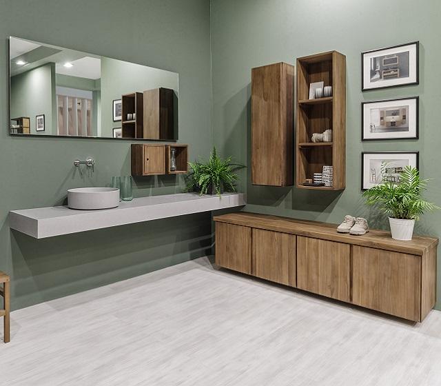 Bagni d autore arredo bagno progettazione e for Arredo bagno in legno