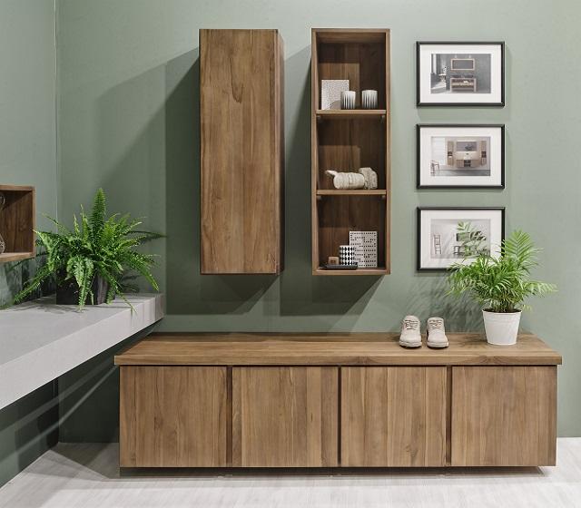 Bagni d autore arredo bagno progettazione e for Accessori bagno in legno