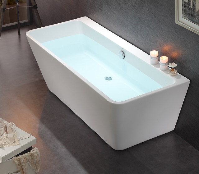 Vasca da bagno freestanding idea for Vasca bagno design