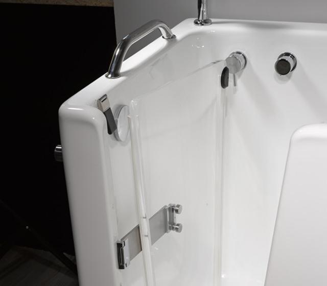 Vasca da bagno con sportello SMALL