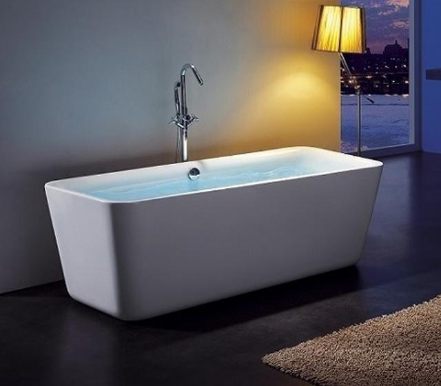 Vasca da bagno freestanding quadra - Vasca da bagno freestanding ...