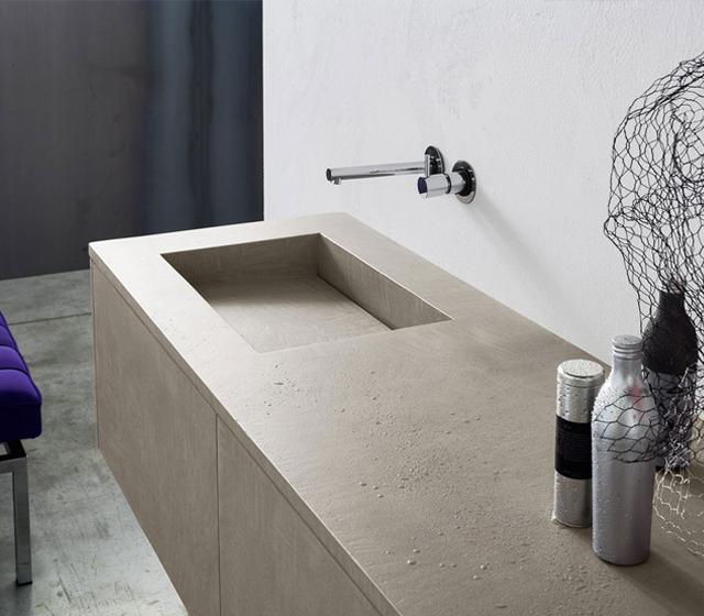Top lavabo bagno: i vantaggi dell\'ecomalta