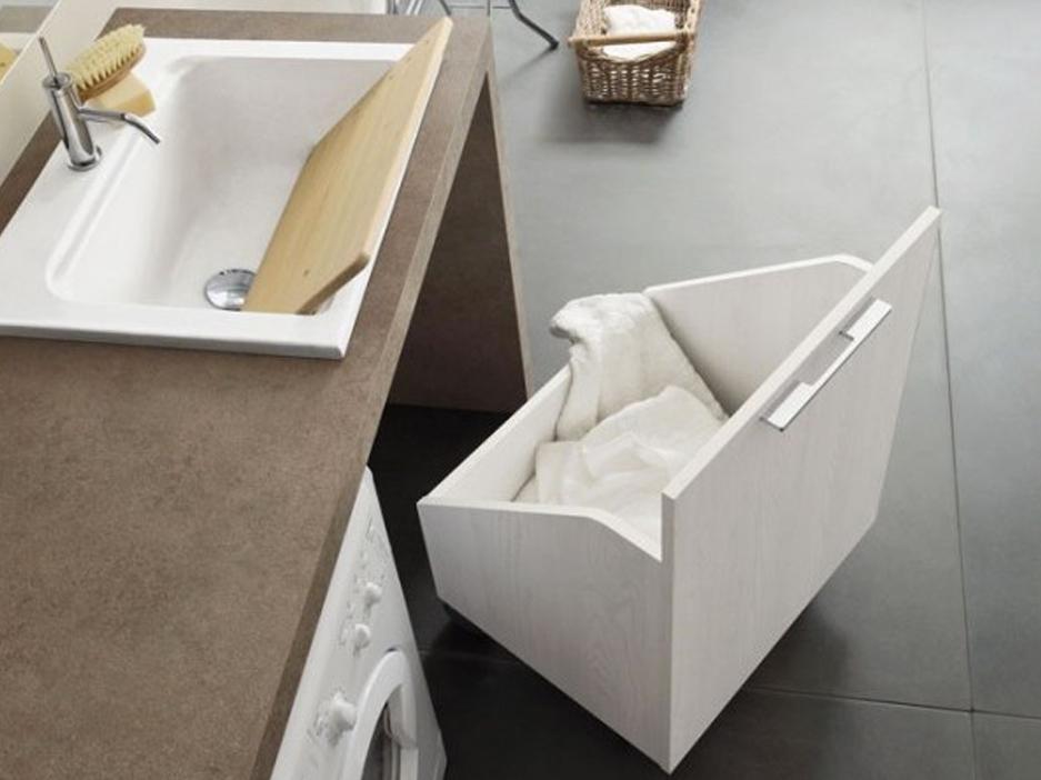 Top lavabo bagno: IL LAMINATO