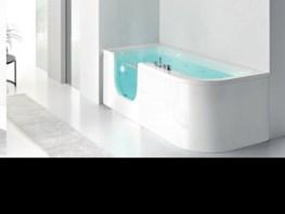 Vasca da bagno - Vasca da bagno con sportello prezzo ...