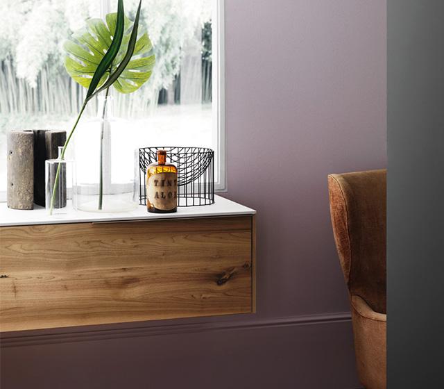 Arredo bagno in legno noce antico bianco l 288 cm for Arredo bagno in legno