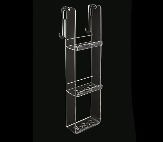 Portaoggetti 3 piani con ghiaccio - Accessori doccia portaoggetti ...