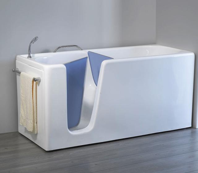 Vasca da bagno con sportello COMFORT 150X70