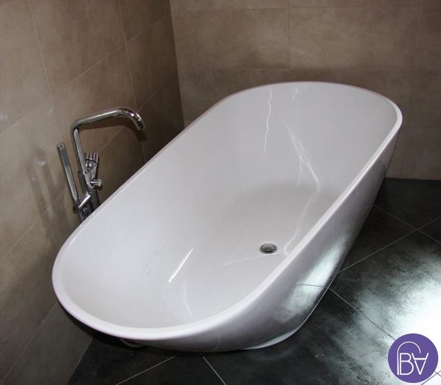 Vasca da bagno freestanding oval - Vasca da bagno offerte ...