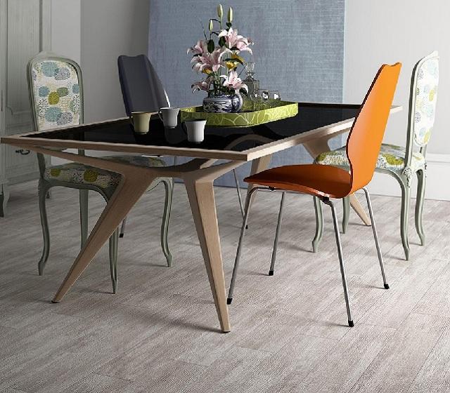 Pavimento vintage gres porcellanato effetto legno - Piastrelle vintage ...