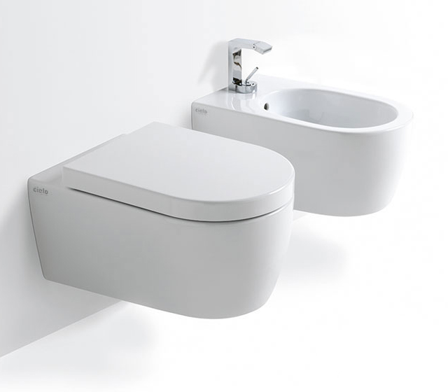 Bidet sospeso smile for Architec bidet sospeso