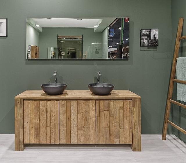 Bagni d autore arredo bagno progettazione e ristrutturazione - Mobile bagno rustico ...