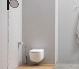 Ovvio: la coppia di sanitari moderni per un bagno di design