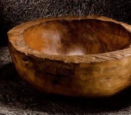 Lavabi in legno