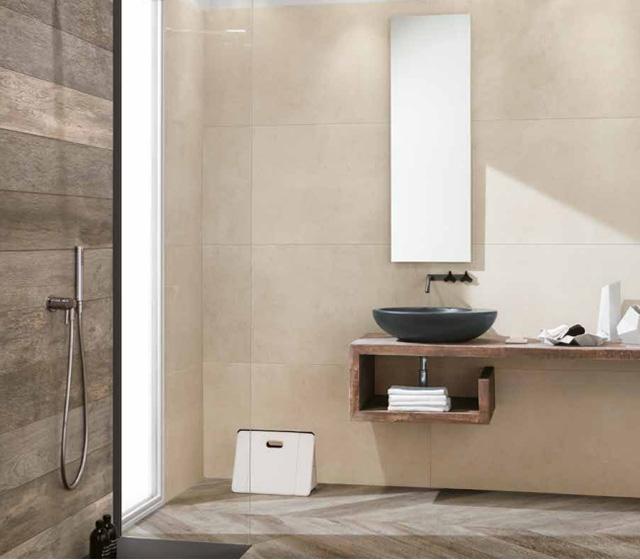 Arredo bagno naturale e shabby : Mobile bagno Shabby Rovere 120 ...