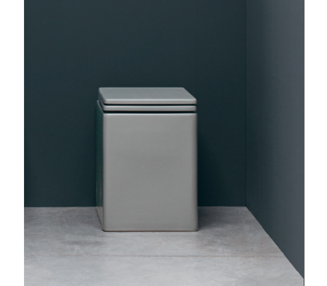 Wc a terra colorato Nic Design - Cool